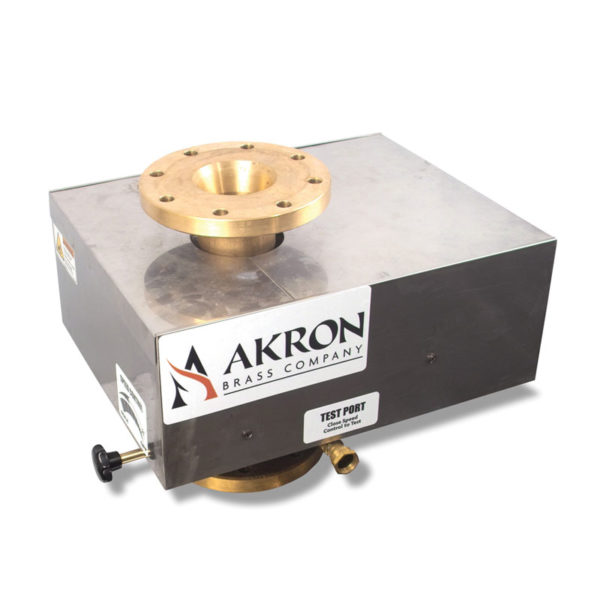 AKRON Oscillating Flange for Brass Monitor